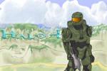 Halo 4 fan art