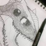 Indominus Rex WIP