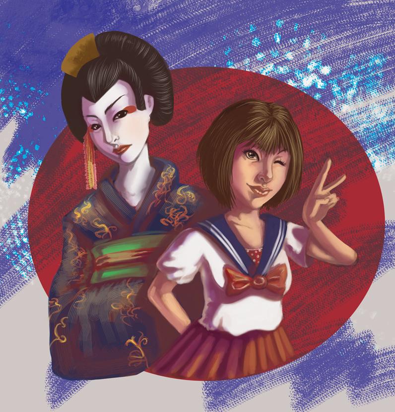 Inspierd by Japan by Denae