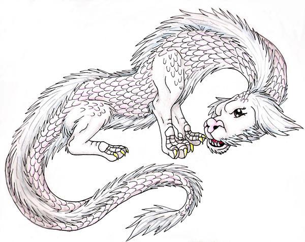 [OFF-TOPIC]Meu Amigo, o Dragão | Novo filme com atores da Disney ganha imagem inédita Falcor_the_flying_luck_dragon_by_shikathefox