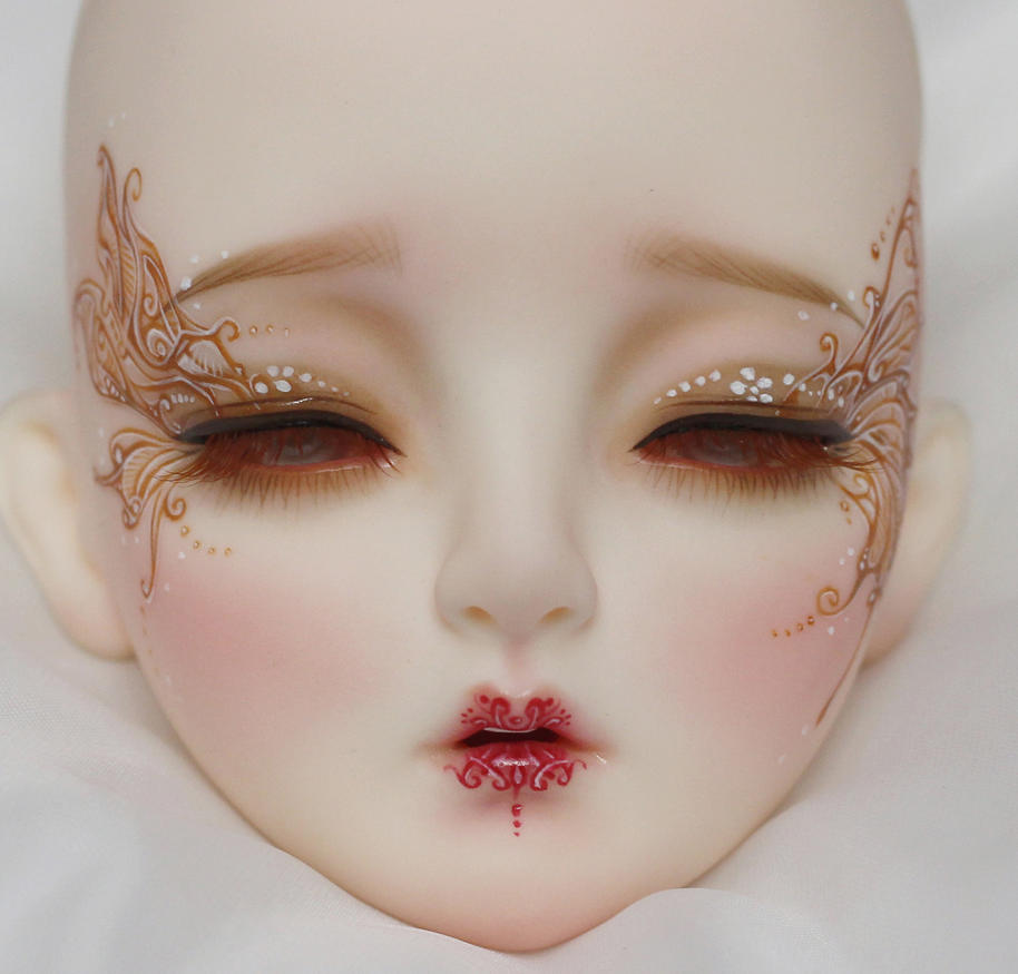 Bjd Dollmore Dreaming Mio Custom Face Lightlimner