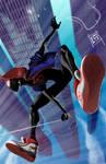 Spider-man - Miles Morales by YuriDevian