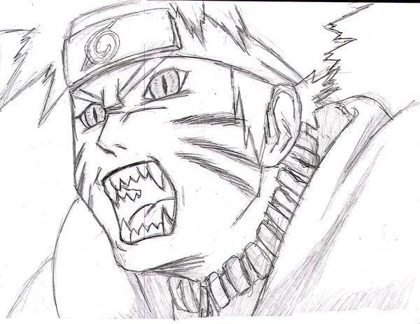 Naruto Kyubi By Kairith On DeviantArt