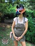Kuu Bird Mask by Fariis