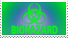 biohazard stamp by Strange-little-cat