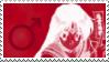 Sailor Mars stamp by Strange-little-cat