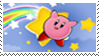 Kirby stamp by Strange-little-cat