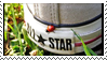 Converse All Star stamp