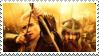 Legolas stamp No2