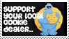 Cookie monster stamp by Strange-little-cat
