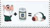 Peter Griffin stamp by Strange-little-cat