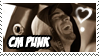 CM Punk stamp for Jen :D by Strange-little-cat