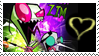 Zim stamp by Strange-little-cat