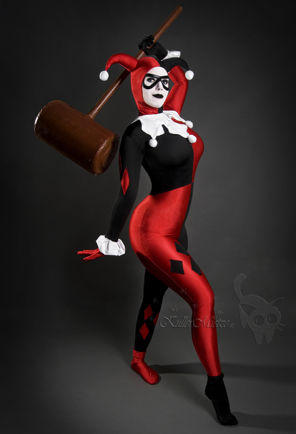 Harley Quinn by Strange-little-cat