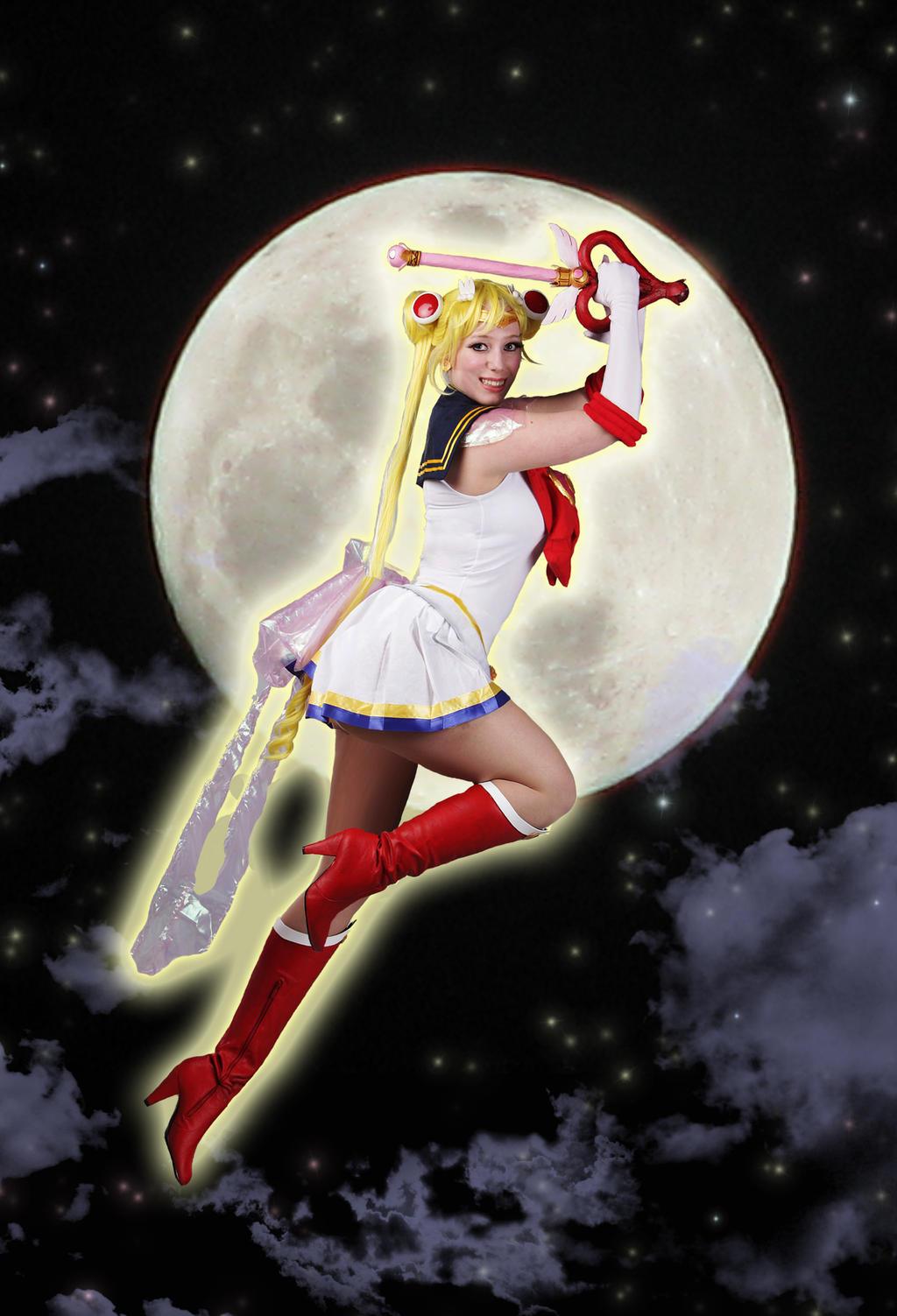 Moon princess by Strange-little-cat