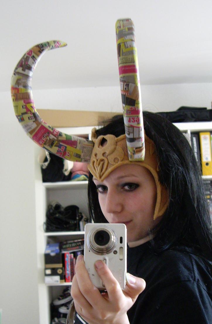 Lady Loki by Strange-little-cat