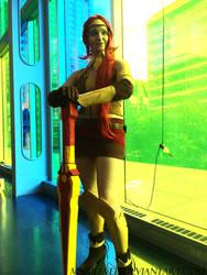 Pyrrha - RWBY cosplay