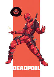 Deadpool by Slarkero