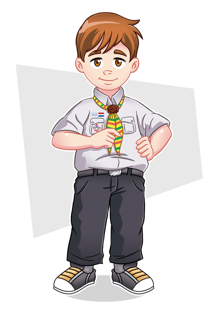 Boy Scout by Slarkero