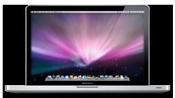 MacBook Pro Unibody Icon by int3nz