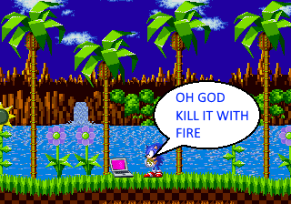 Sonic Finds Out About Mobius Unleashed By Agf113