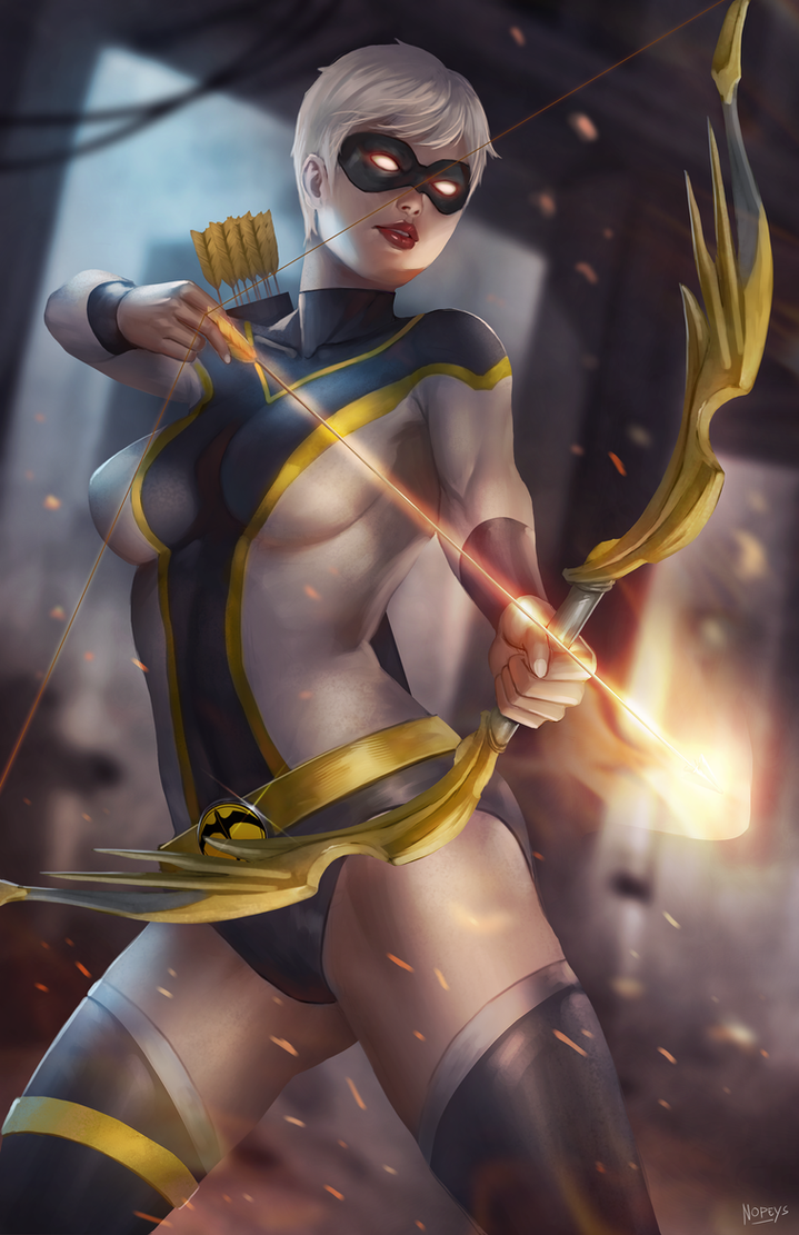 Cres's Fire Arrows by Indystruck