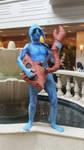 Indigo-go's Japas Zora cosplay by DarthJader11