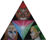 Triforce of Legend by DarthJader11