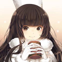 [SpeedPaint] Cocoa Cookie
