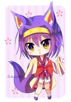 Izuna chan by rukuluc