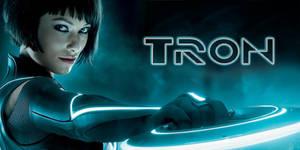Tron sign