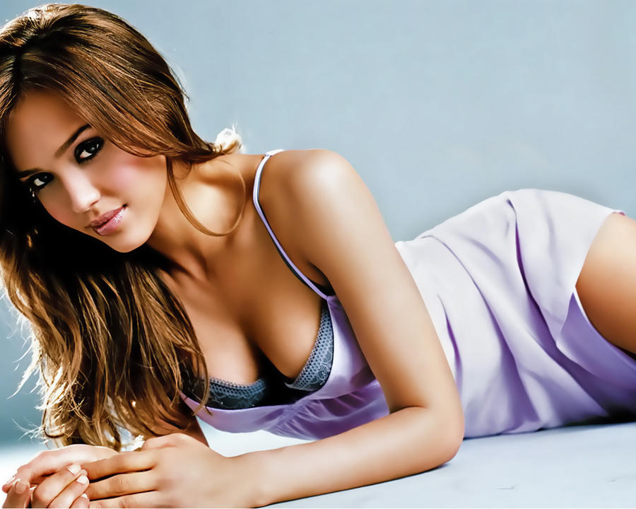 Jessica Alba by kigents