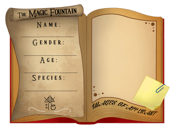 The Magic Fountain Joining Application! by DarkRainfire