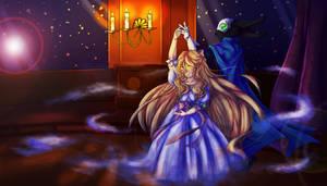 Till the Clock strikes 13 (M.F Oct/Nov Event) by DarkRainfire