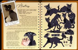 Mistress' Reference Sheet