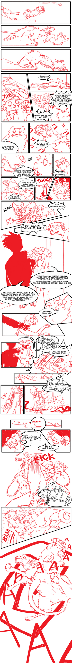 MurderHouse OCT Audition Page 3: Chase