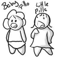 .: Spawn of Pilla and Pillo :.