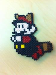.: Tanooki Mario :. by Icesis