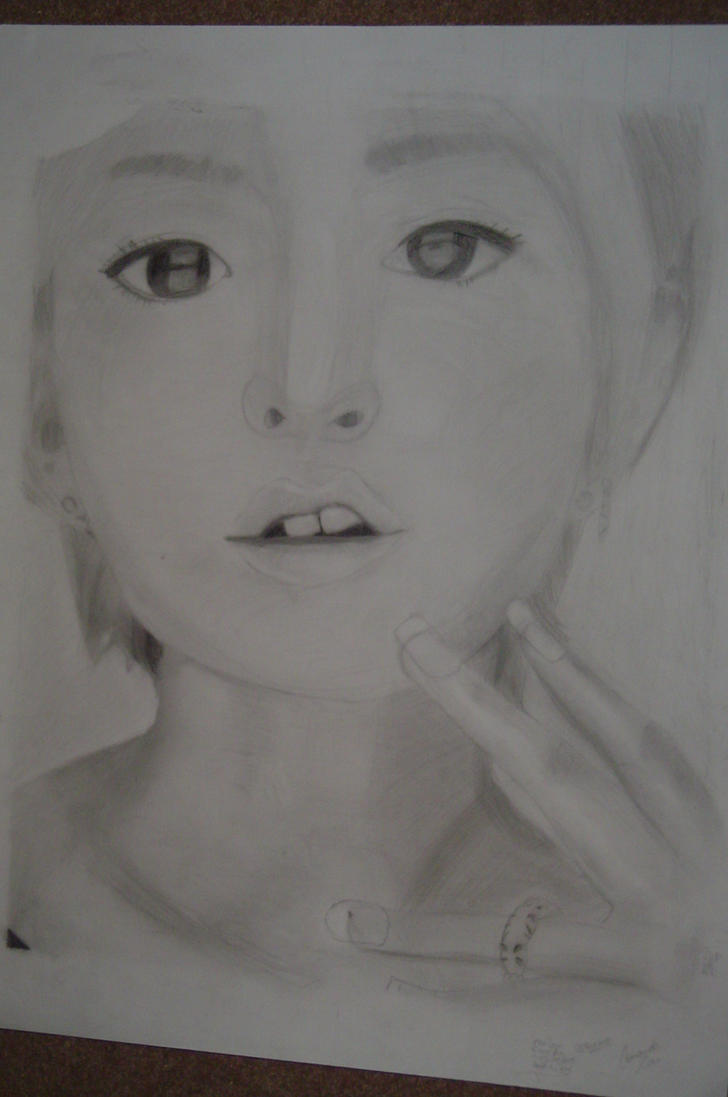.: Ayumi Hamasaki :. by Icesis