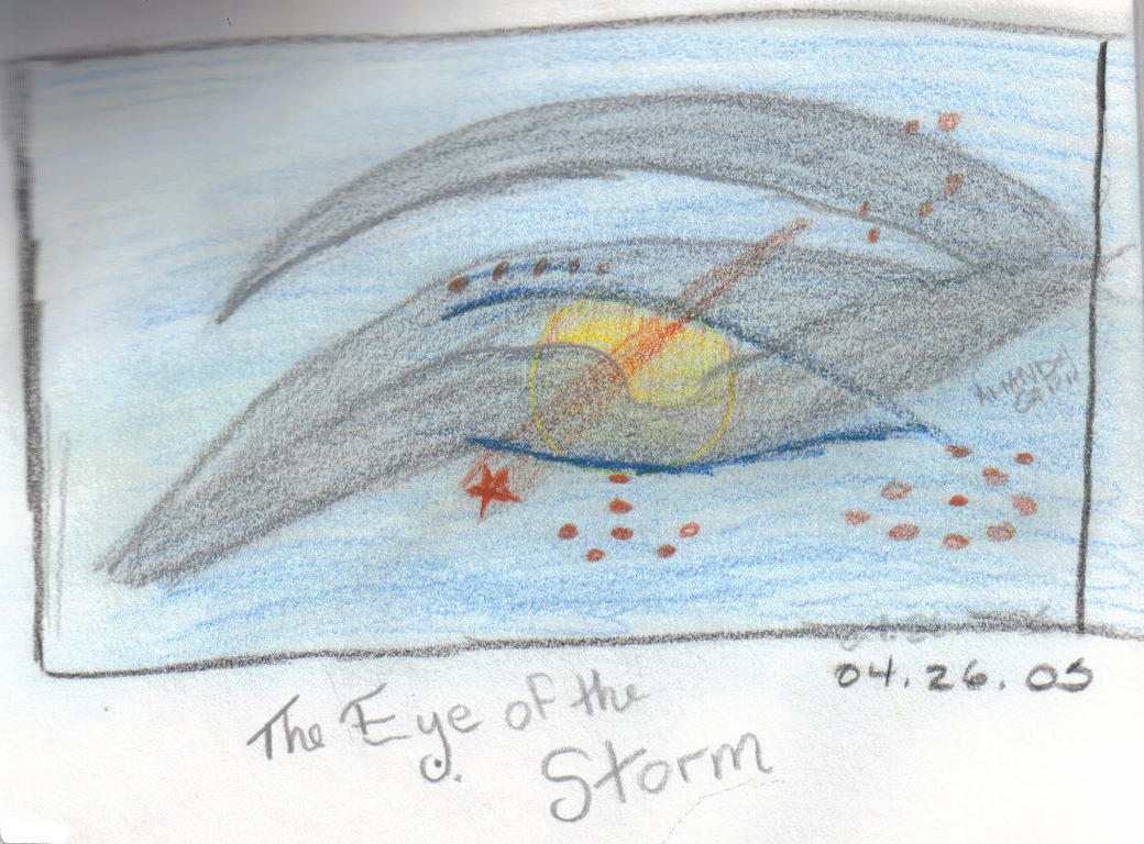 .: Eye of the Storm :. by Icesis