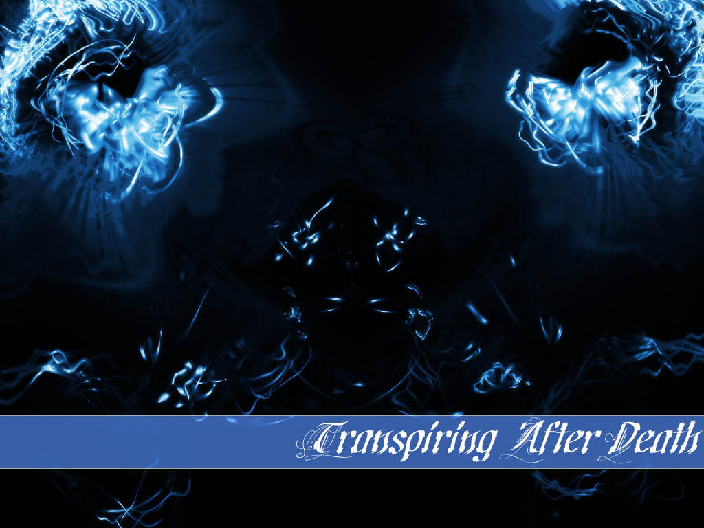 .: Transpiring After Death :. by Icesis