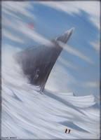 Arctic Desert Shipwreck