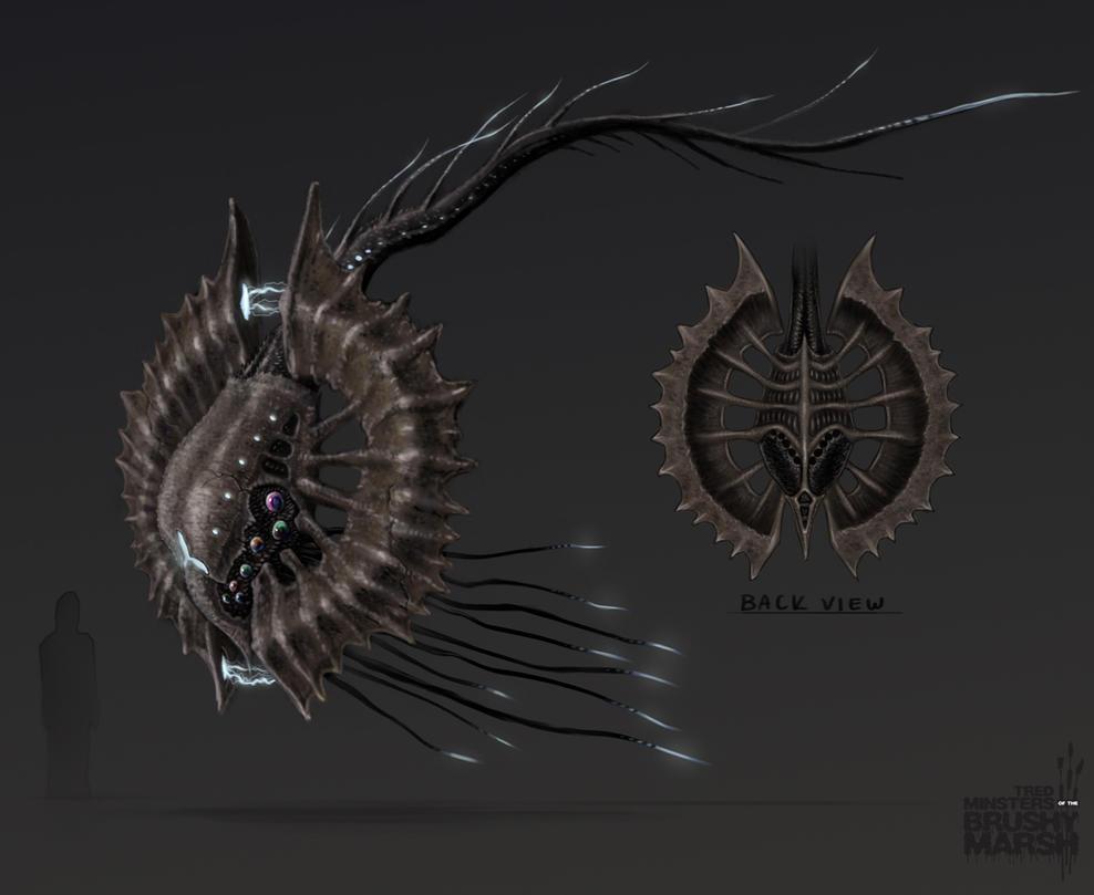 Yulium Creature by rpowell77