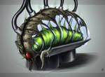 Brecian Moth Larvae