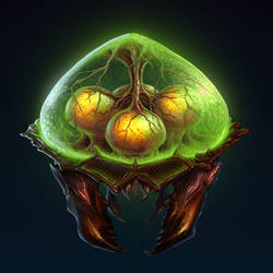 Metroid by rob-powell