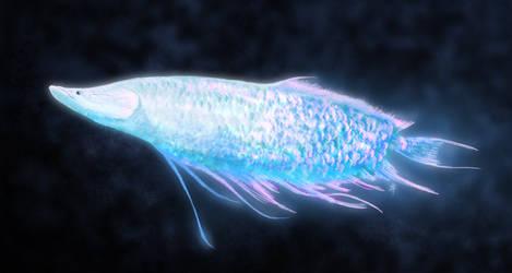 Spirit Fish by rob-powell