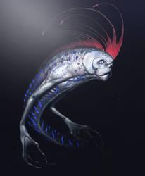 Oarfish Mermaid