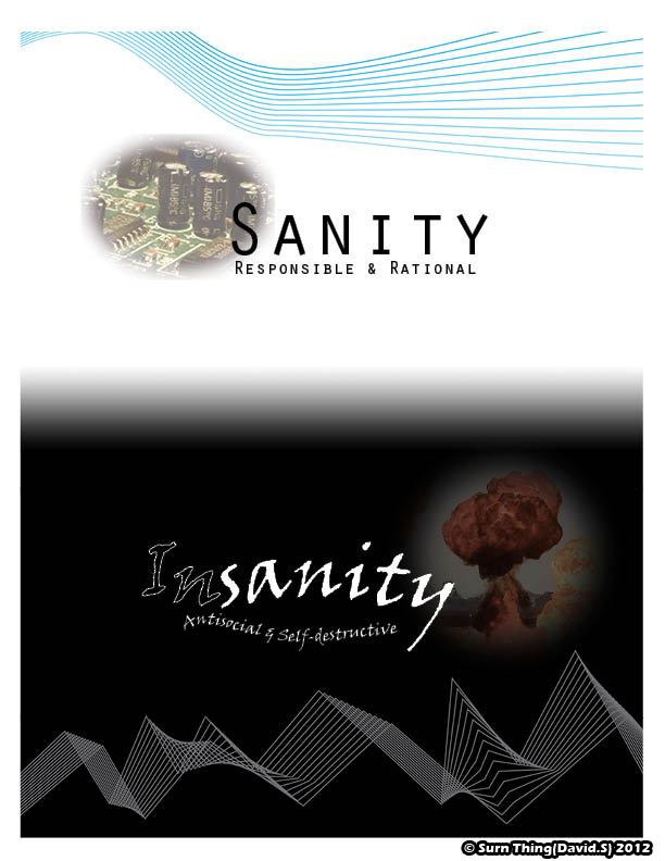 sanity vs insanity a comparison of Insanity vs p90x: comparing workouts july 31, 2013 by julian hooks leave a comment at home workout programs are becoming increasingly popular due to the rising cost of gym memberships, busy schedules and the convenience of being able to work out any time, day or night.