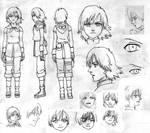 Character Sheet - Setsuko