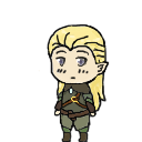 Legolas Shimeji preview :) by happyforme1
